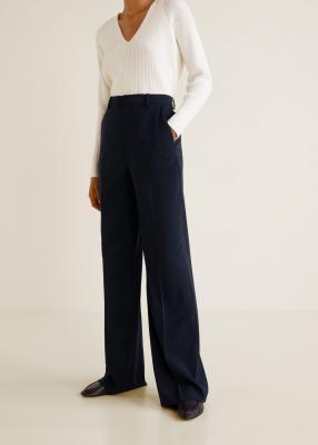 Отзыв на Палаццо-Шланг с карманами из Интернет-Магазина MANGO Outlet