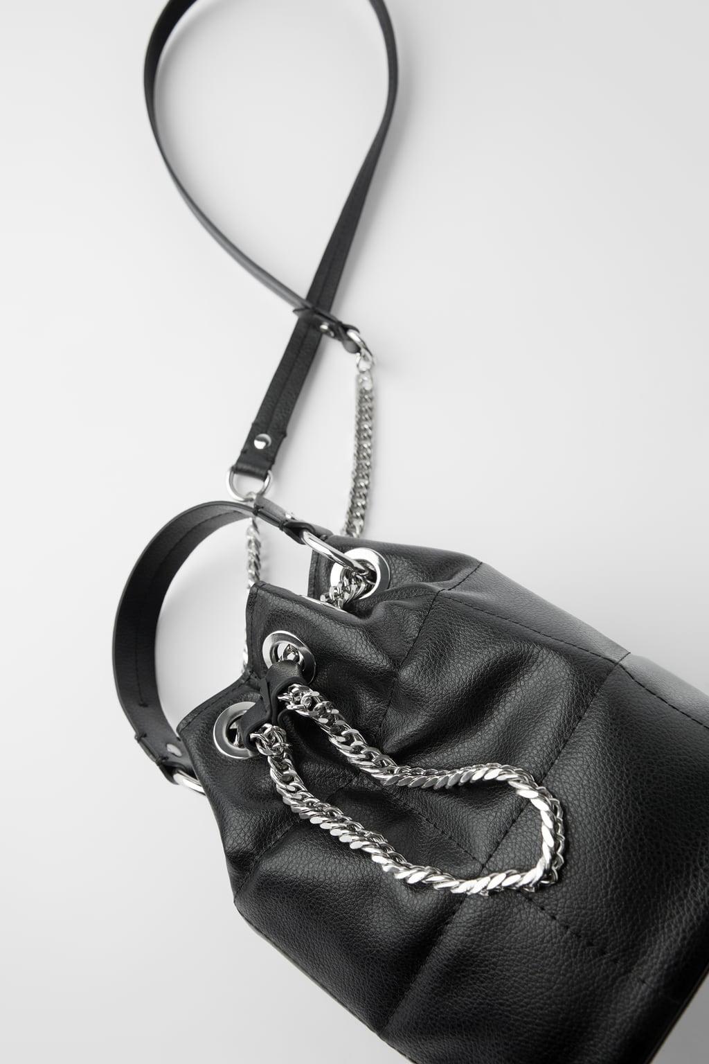 Отзыв на Сумка большая с Швами из Интернет-Магазина Zara
