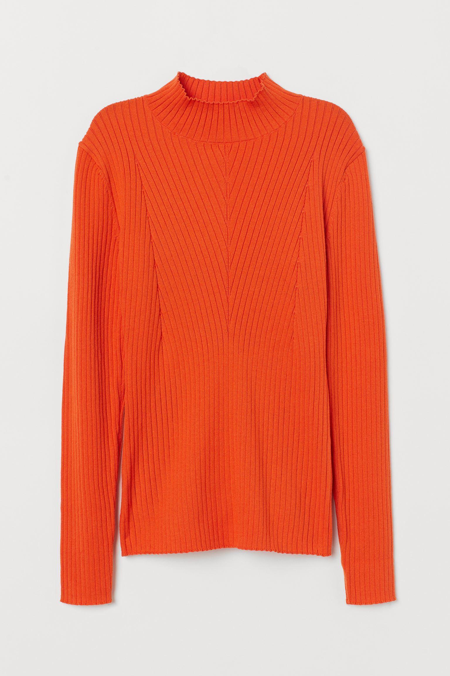 Отзыв на Rippenpullover с Водолазка из Интернет-Магазина H&M