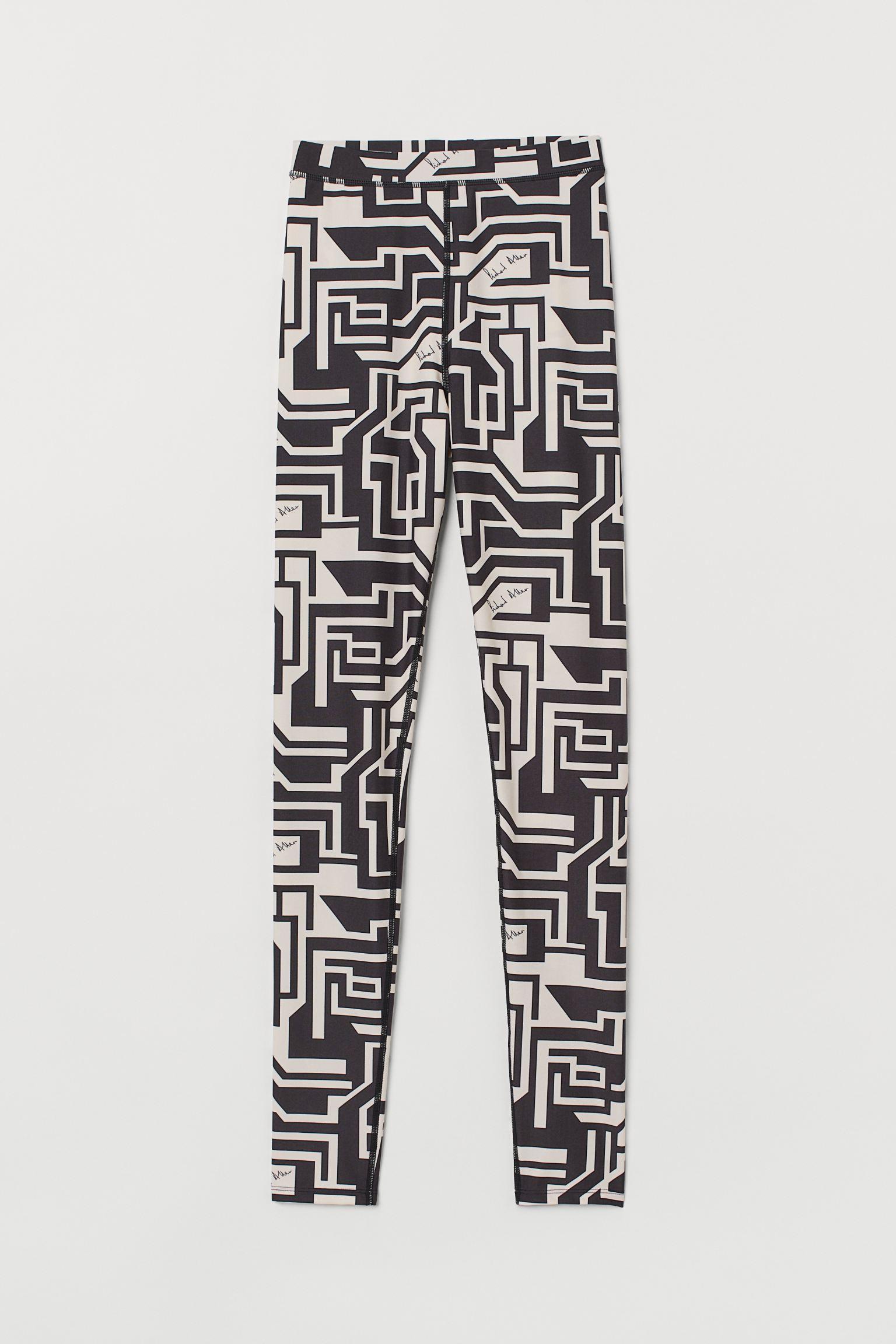Отзыв на Цветные леггинсы из Интернет-Магазина H&M