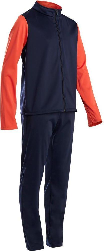 Отзыв на Теплый спортивный костюм Тренажерный зал теплый, Синтетика дышащий S500 и для детей сгниет из Интернет-Магазина Decathlon