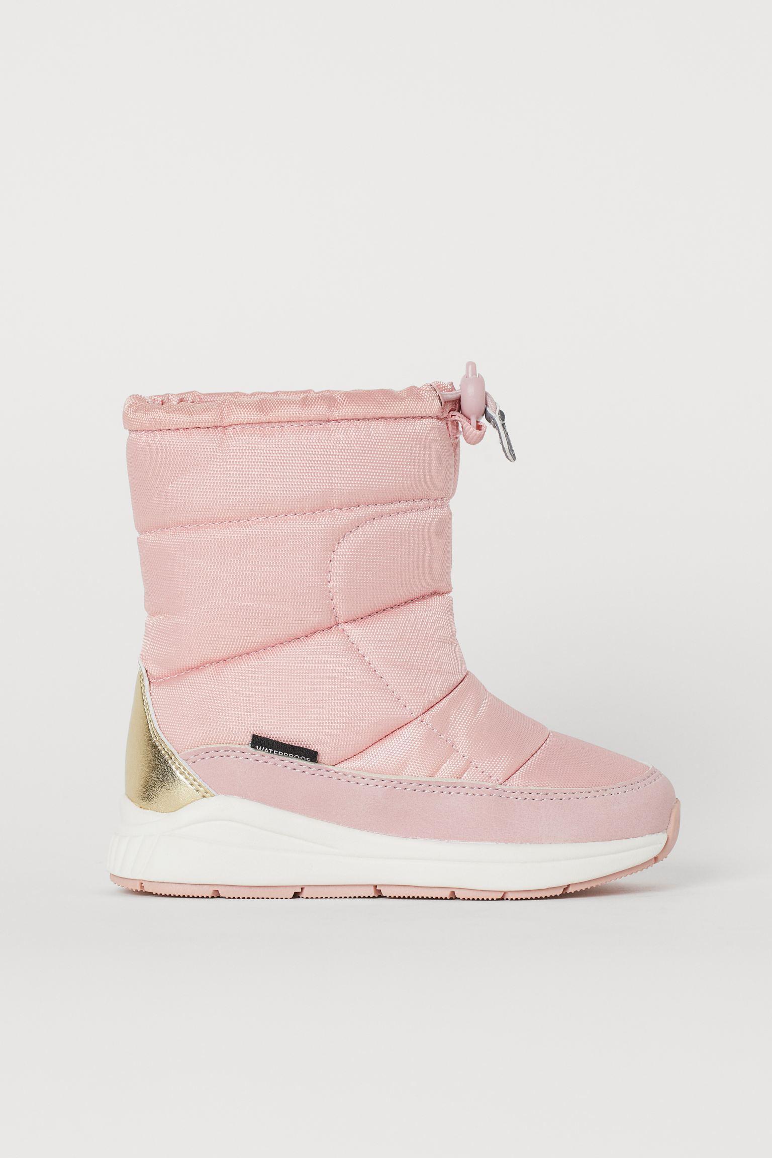 Отзыв на Wasserdichte Boots из Интернет-Магазина H&M