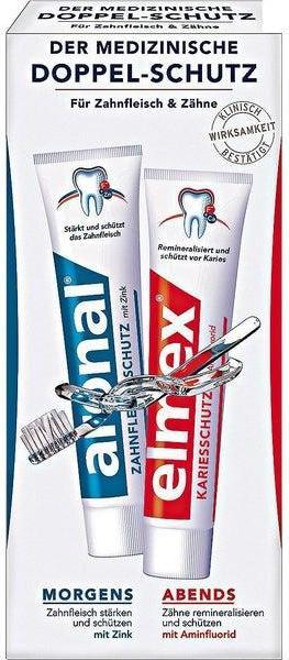 Отзыв на elmex Mundhygiene-Set 1x elmex + 1x aronal из Интернет-Магазина ROSSMANN