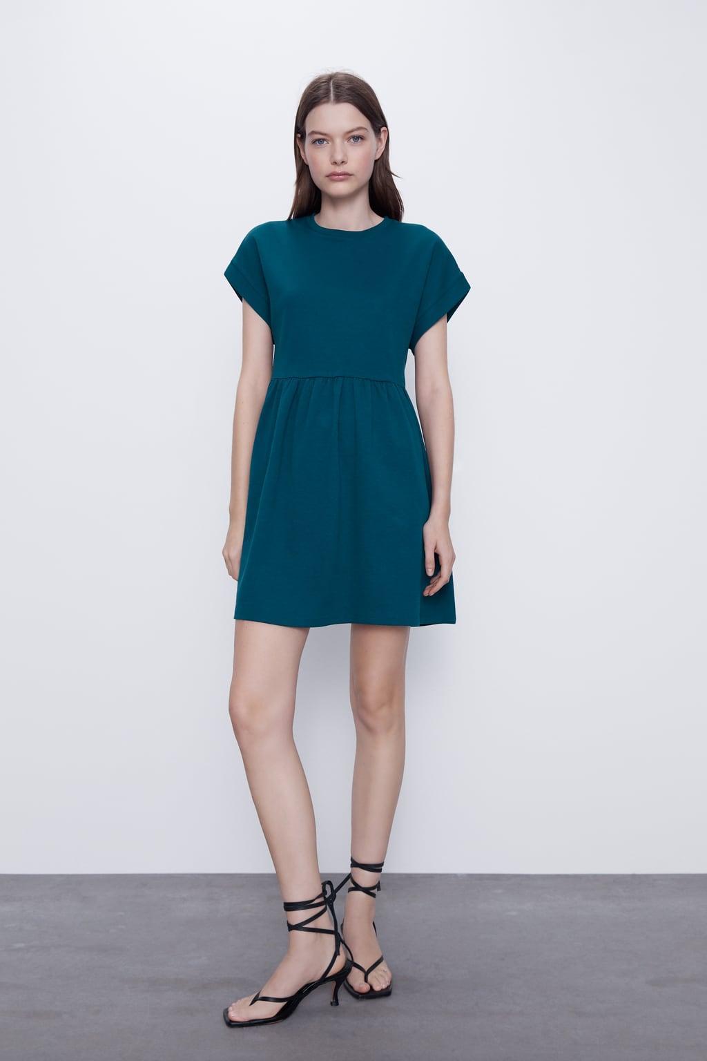 Отзыв на Собрались платье из Интернет-Магазина Zara