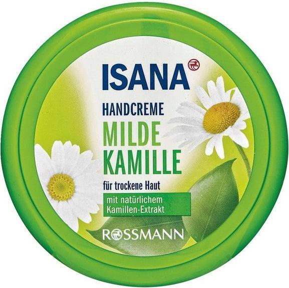 Отзыв на ISANA Handcreme milde Kamille из Интернет-Магазина ROSSMANN