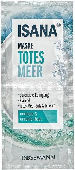 Отзыв на ISANA Totes Meer Maske из Интернет-Магазина ROSSMANN