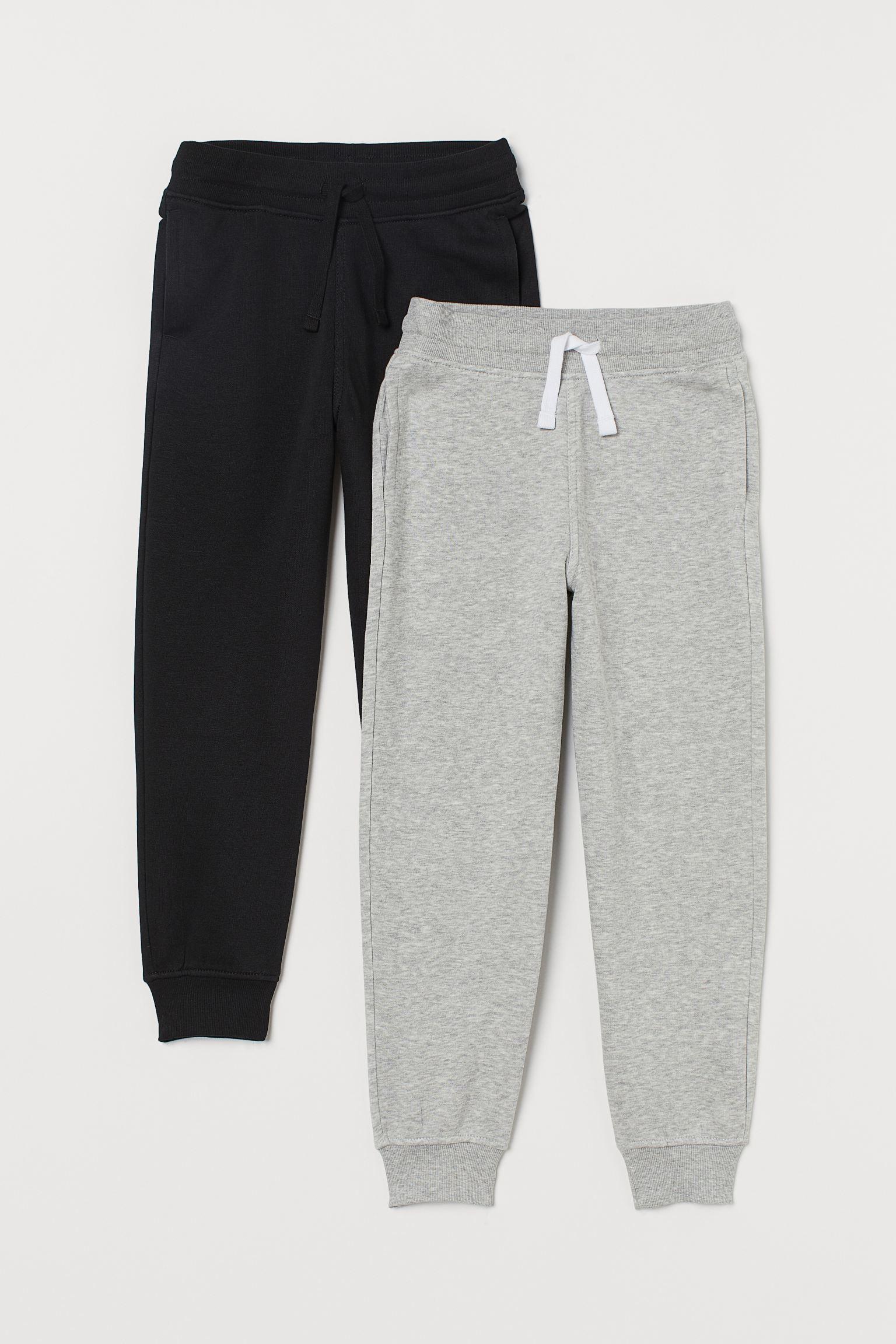 Отзыв на 2-пары Спортивные штаны из Интернет-Магазина H&M