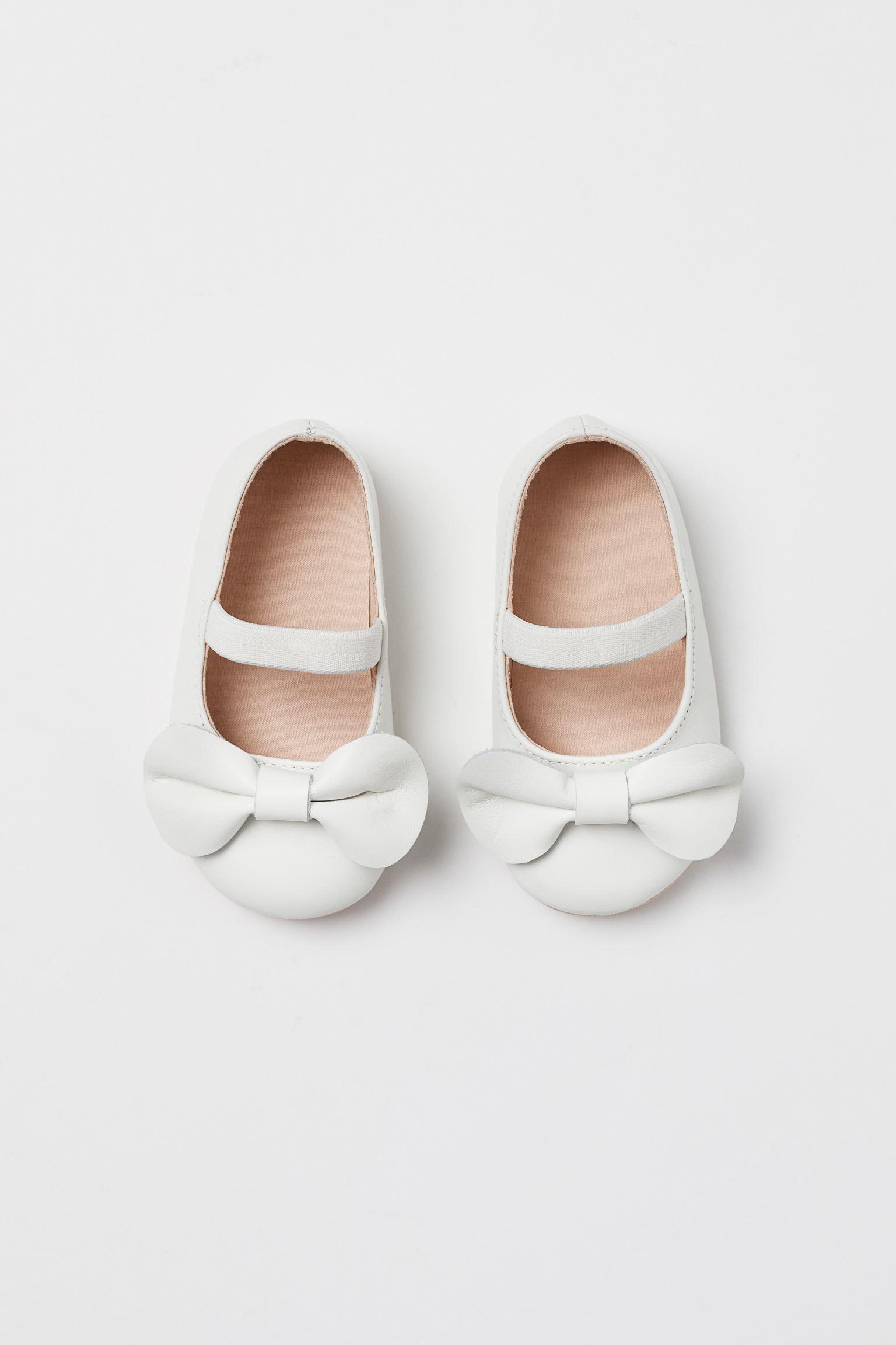 Отзыв на Балетки с нашивкой из Интернет-Магазина H&M