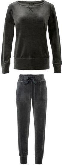 Отзыв на ESMARA® Спортивный костюм, Nicki-Качество, штаны с Соединительной ленты, Воротник стойка или Капюшон из Интернет-Магазина LIDL
