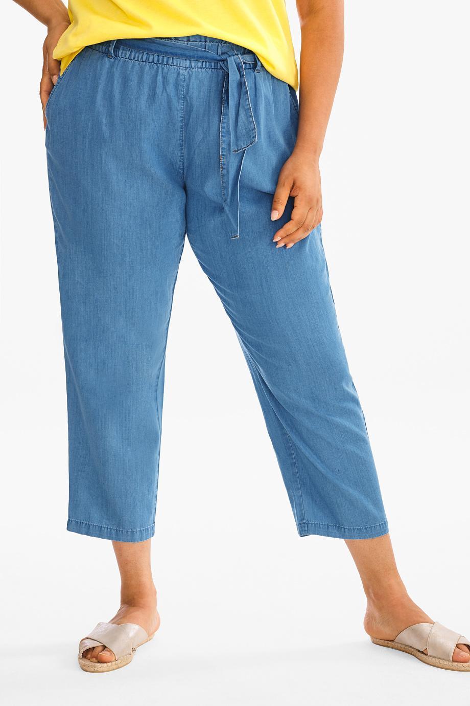Отзыв на Paperbag штаны из Интернет-Магазина C&A