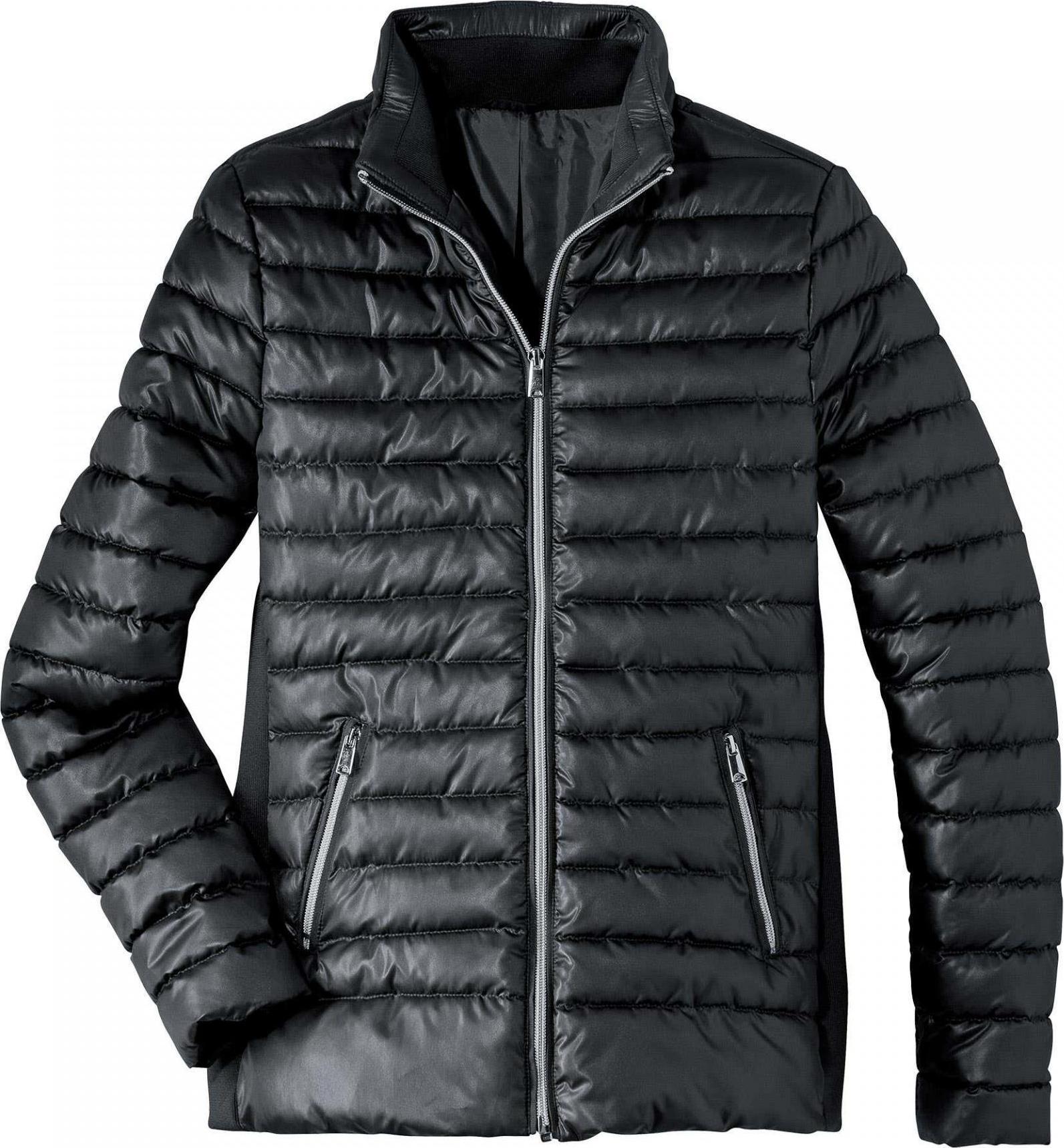 Отзыв на Женские Стеганые Куртки с Джерси Вставками из Интернет-Магазина NKD