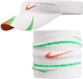 Отзыв на Найк Солнце Козырек Кепка & Sweatband Набор AC0340-101 из Интернет-Магазина SportSpar