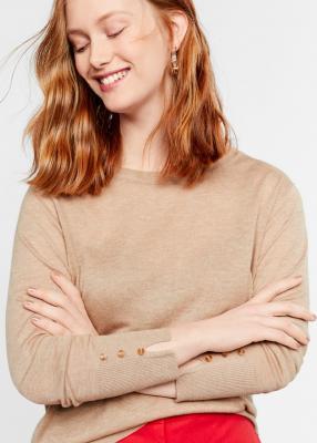 Отзыв на Пуловер с с тонкой вязкой из Интернет-Магазина MANGO Outlet