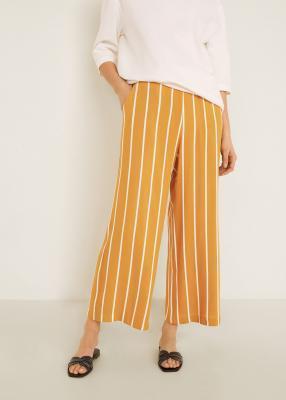 Отзыв на Полосатый штаны из Интернет-Магазина MANGO Outlet