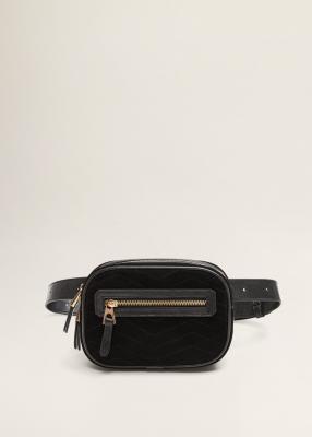 Отзыв на Поясная сумка с кожи из Интернет-Магазина MANGO Outlet