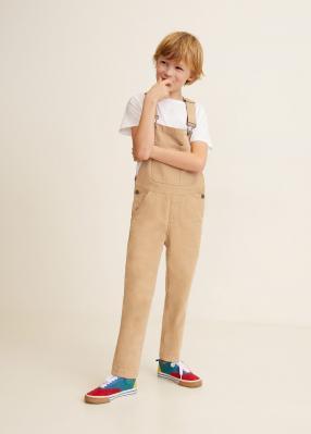 Отзыв на Длинные комбинезон на брителях с карманами из Интернет-Магазина MANGO Outlet
