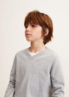 Отзыв на Базовый Пуловер с Хлопок-Mix из Интернет-Магазина MANGO Outlet