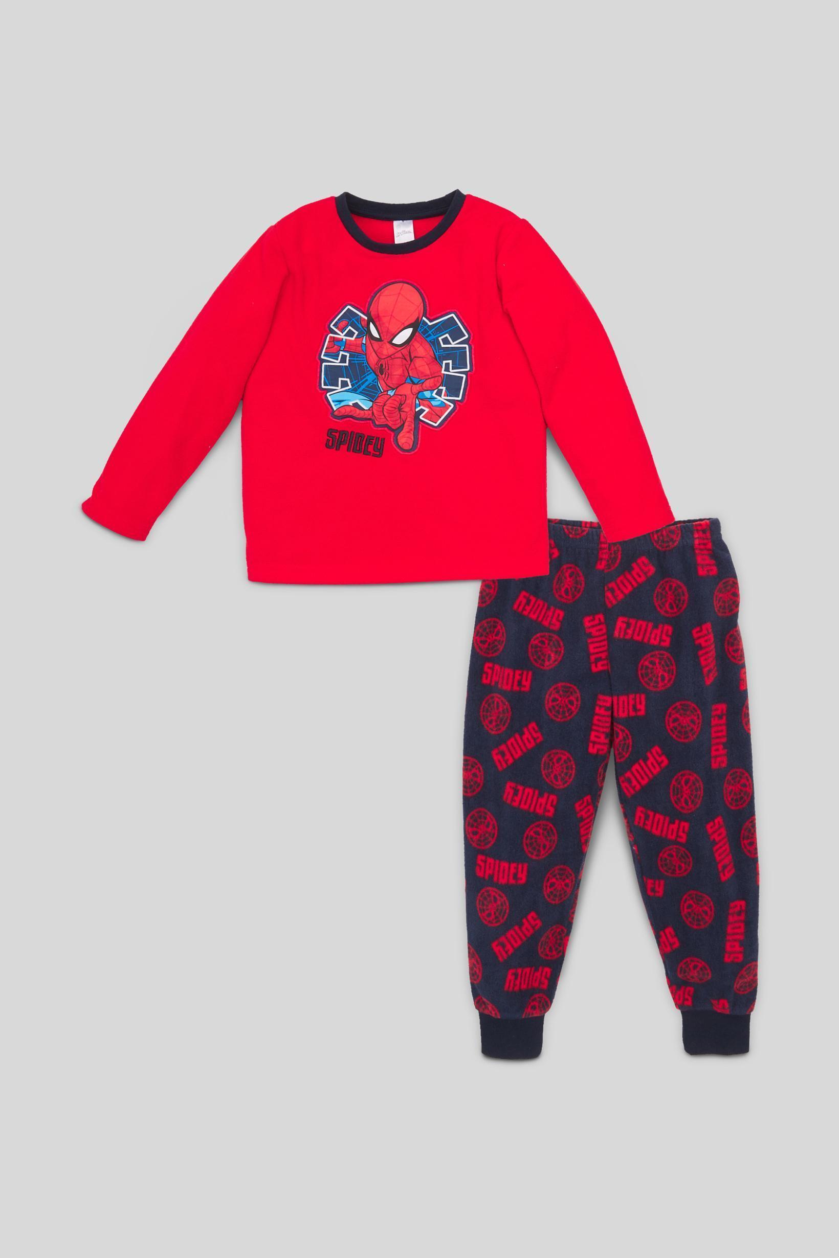 Отзыв на Spider-Man - Fleece-Pyjama - 2 teilig из Интернет-Магазина C&A