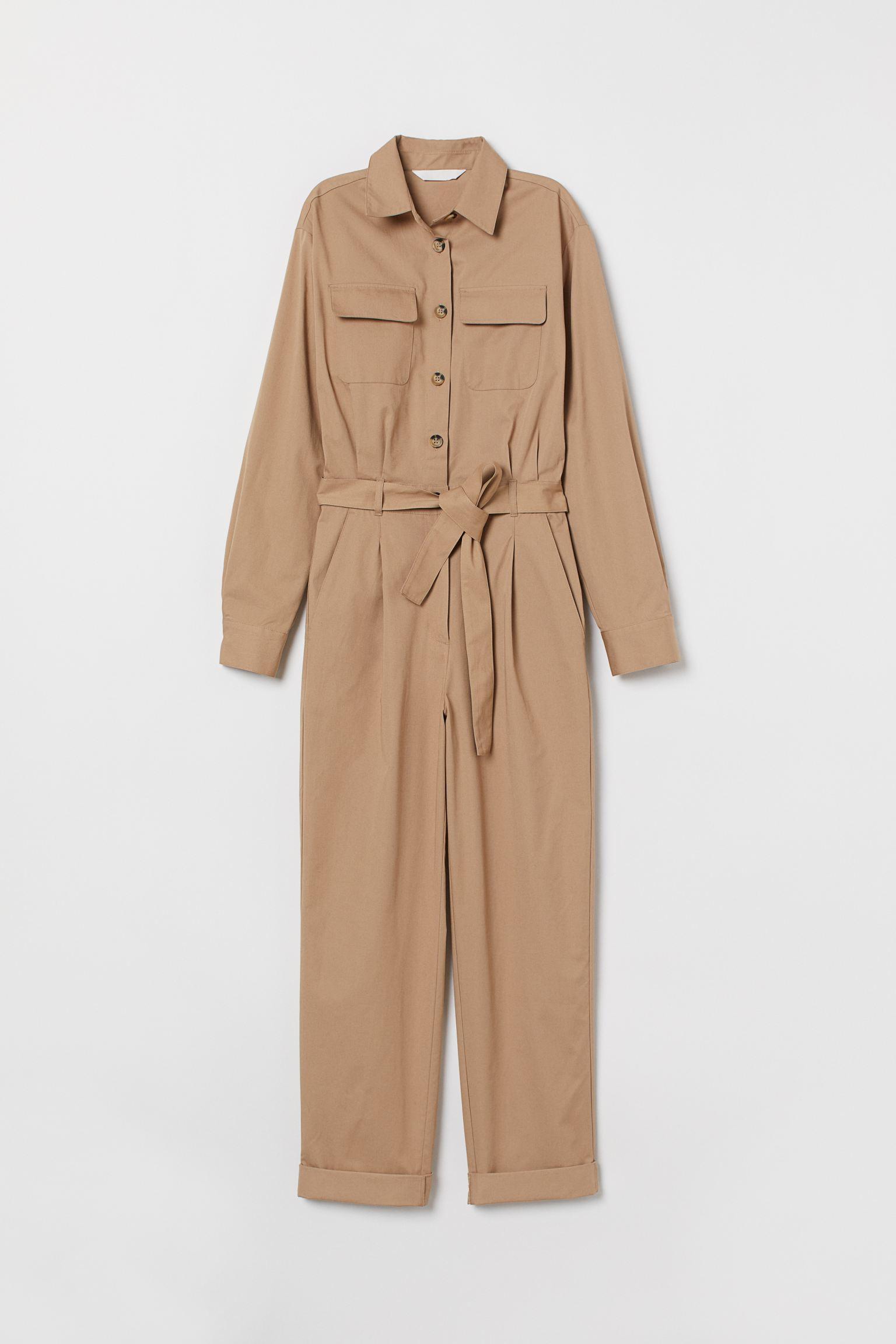 Отзыв на Cargo-Jumpsuit из Интернет-Магазина H&M