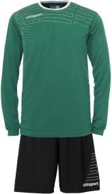 Отзыв на Uhlsport Матч Футбол Набор Длинный рукав Джерси с шортами 100316207 из Интернет-Магазина SportSpar