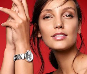 Отзыв на Женские часы с Браслет из нержавеющей стали из Интернет-Магазина Tchibo