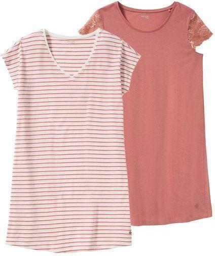 Отзыв на ESMARA® Нижнее белье для женщин я Сон рубашка, 2 Шт, с вышивкой Подол, с хлопка из Интернет-Магазина LIDL