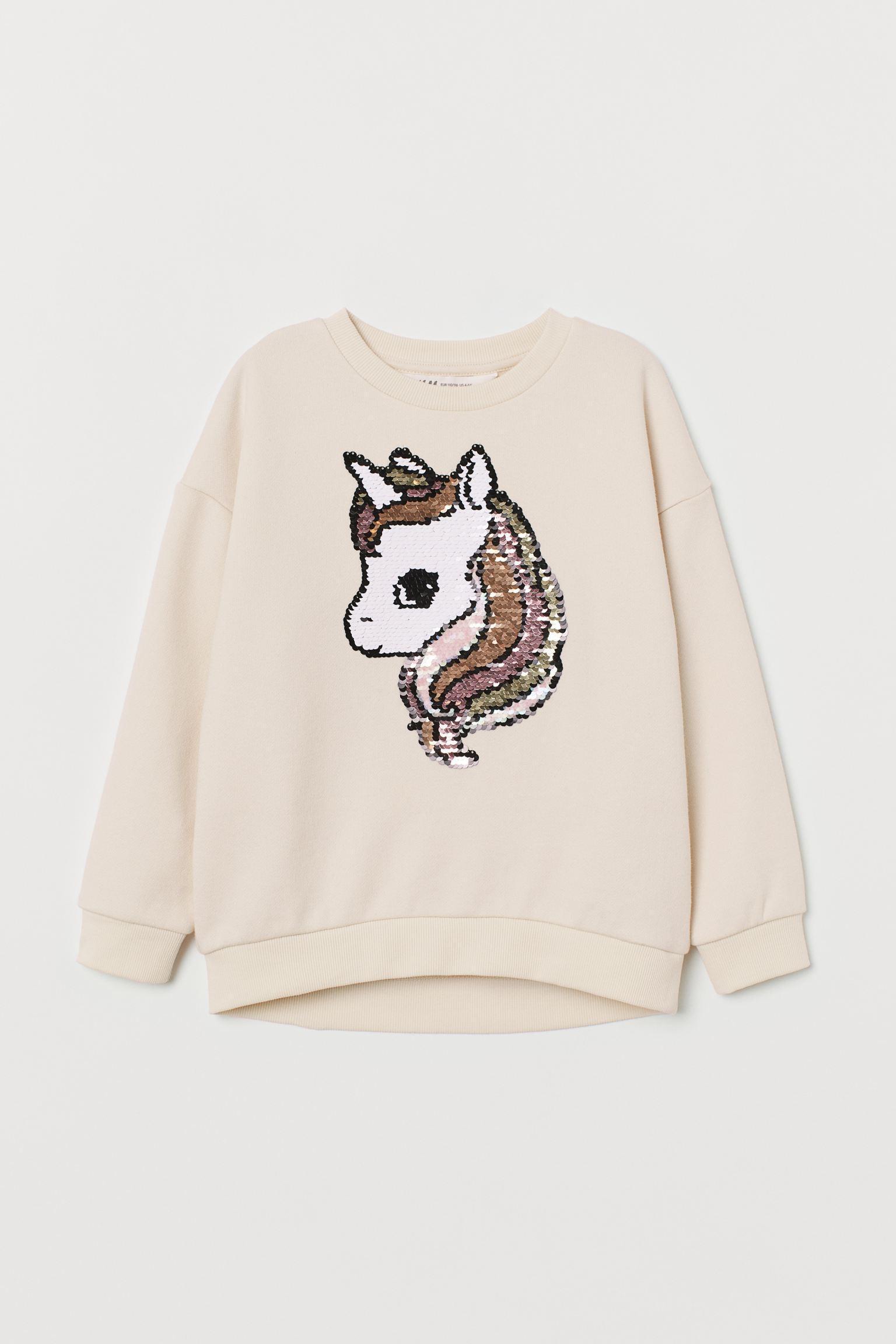 Отзыв на Свитер с рисунком из Интернет-Магазина H&M