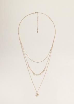 Отзыв на Kombinierte Halskette из Интернет-Магазина MANGO Outlet