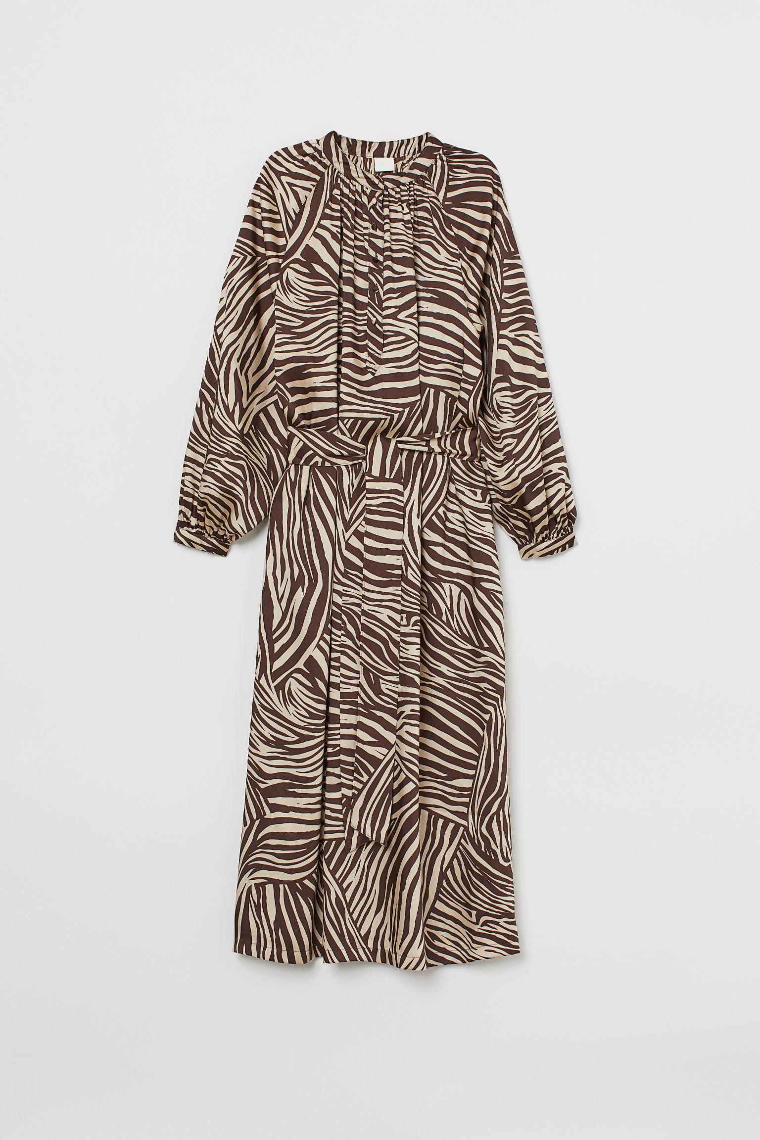 Отзыв на Платье с Соединительной пояс из Интернет-Магазина H&M