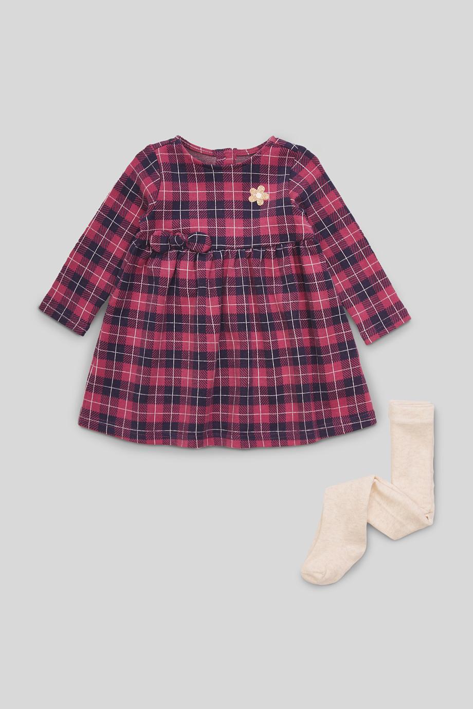 Отзыв на Набор - Детские Платья и колготы из Интернет-Магазина C&A