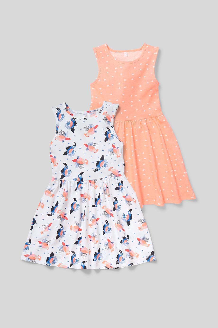 Отзыв на Платье - Био-Хлопок 2 пары из Интернет-Магазина C&A