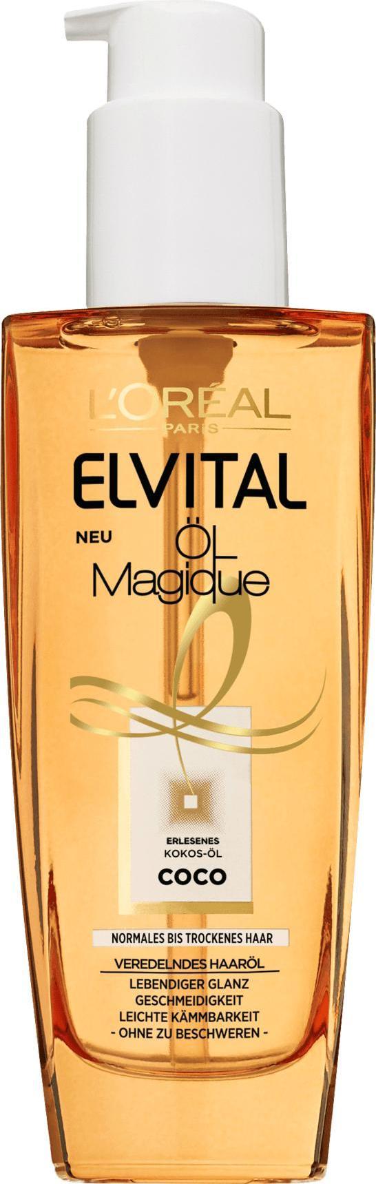 Отзыв на Haaröl Öl Magique Coco, 90 ml из Интернет-Магазина DM