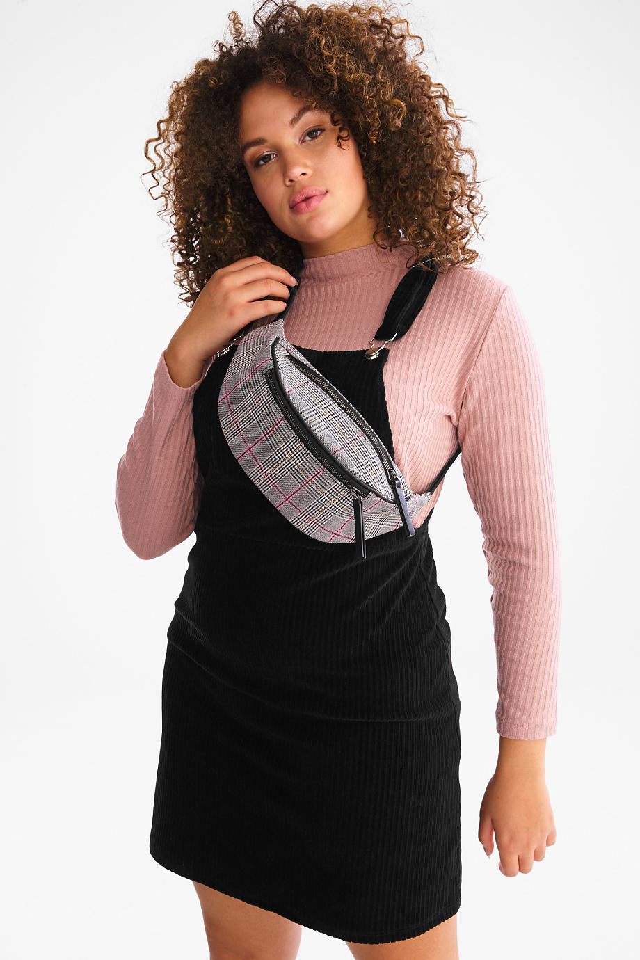 Отзыв на Вельветовое платье из Интернет-Магазина C&A