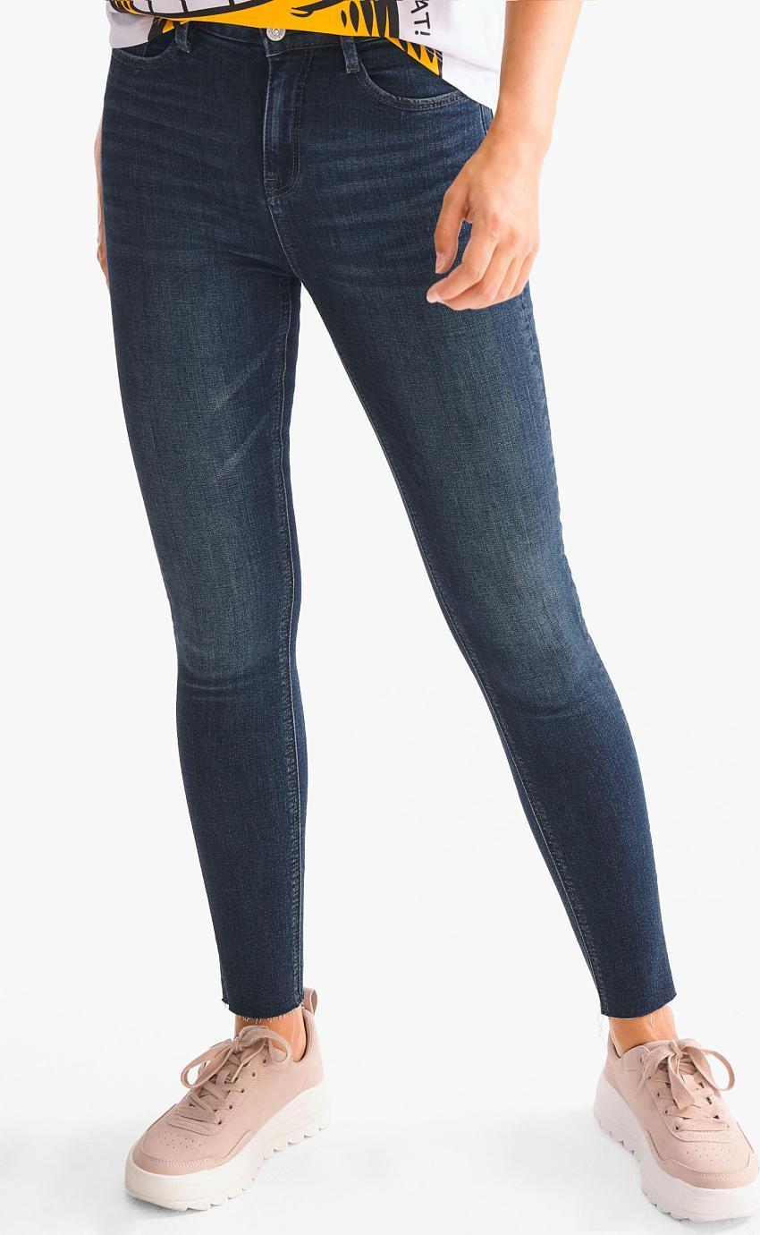 Отзыв на Узкие джинсы Джинсы из Интернет-Магазина C&A
