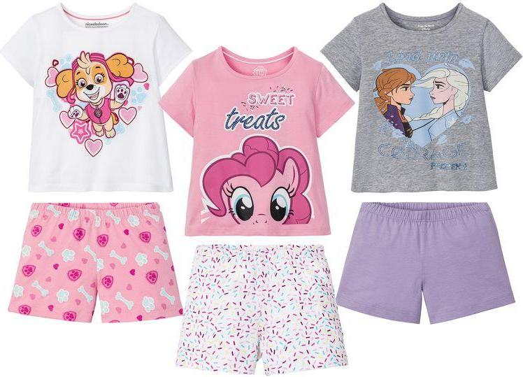 Отзыв на Для малыша комплект с шортами Девочки, с чисто Хлопок из Интернет-Магазина LIDL