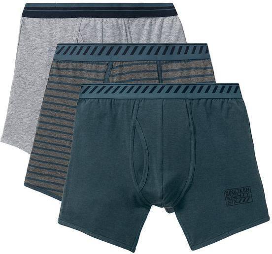Отзыв на LIVERGY® Боксеры шорты для мужчин 3 Шт, с хлопка и Эластан из Интернет-Магазина LIDL