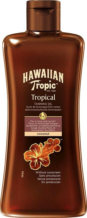 Отзыв на Sonnenöl Tropical Tanning Oil, 200 ml из Интернет-Магазина DM