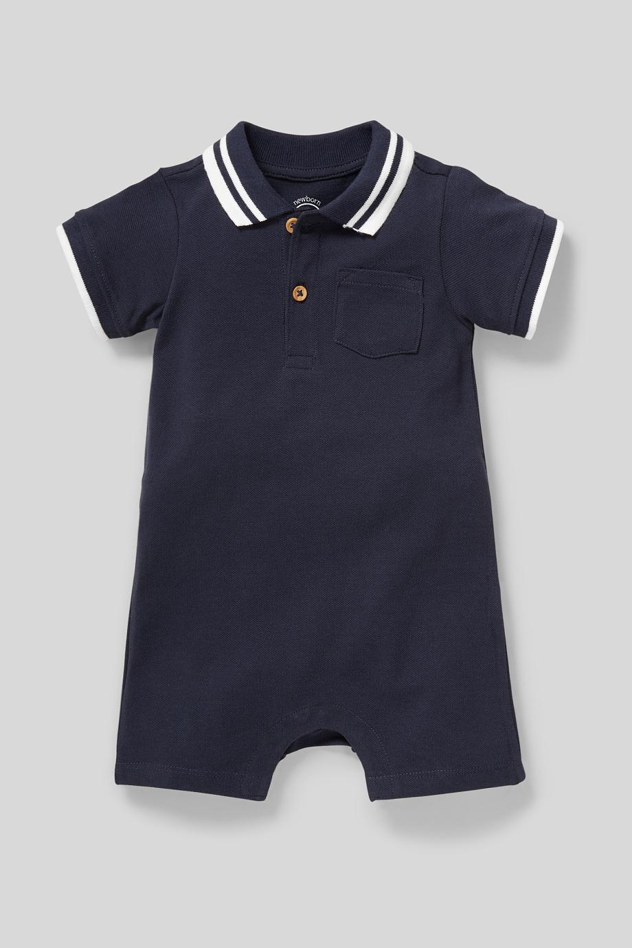 Отзыв на Baby-Jumpsuit - Bio-Baumwolle из Интернет-Магазина C&A
