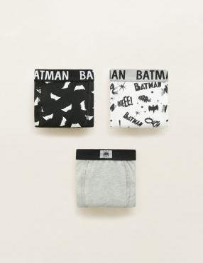 Отзыв на Боксеры шорты Бэтмен 3 шт. из Интернет-Магазина MANGO Outlet