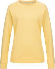 Отзыв на Рассел Реглан для женщин свитер 0R280F0-желтый-Мергель из Интернет-Магазина SportSpar