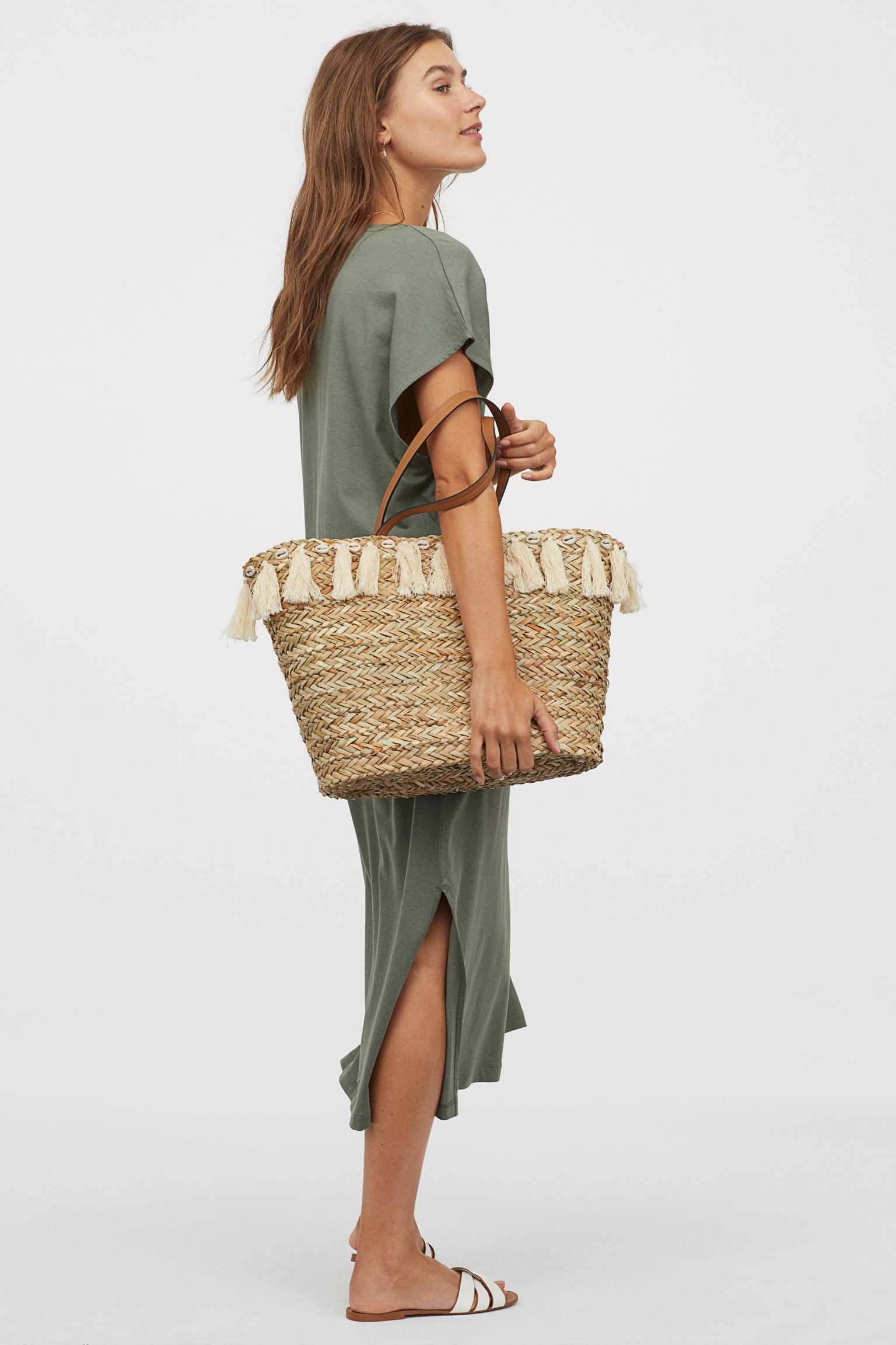 Отзыв на Кафтан платье с трикотажа из Интернет-Магазина H&M