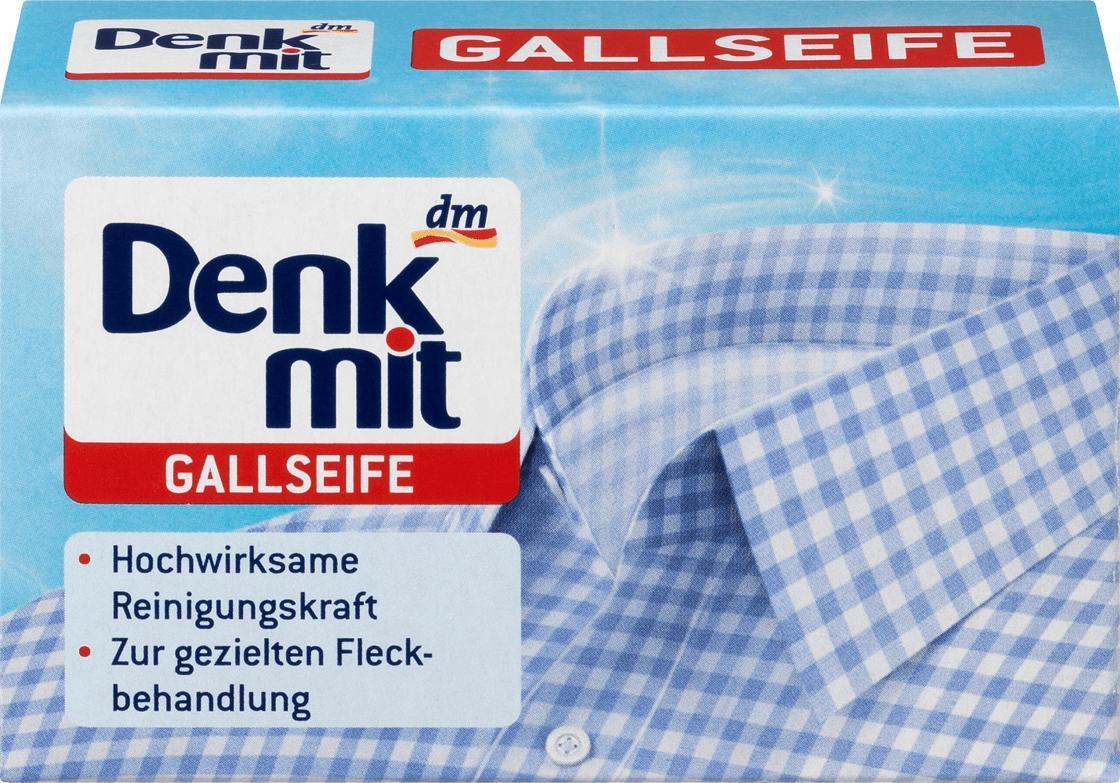 Отзыв на Gallseife zur Fleckenbehandlung, 100 g из Интернет-Магазина DM