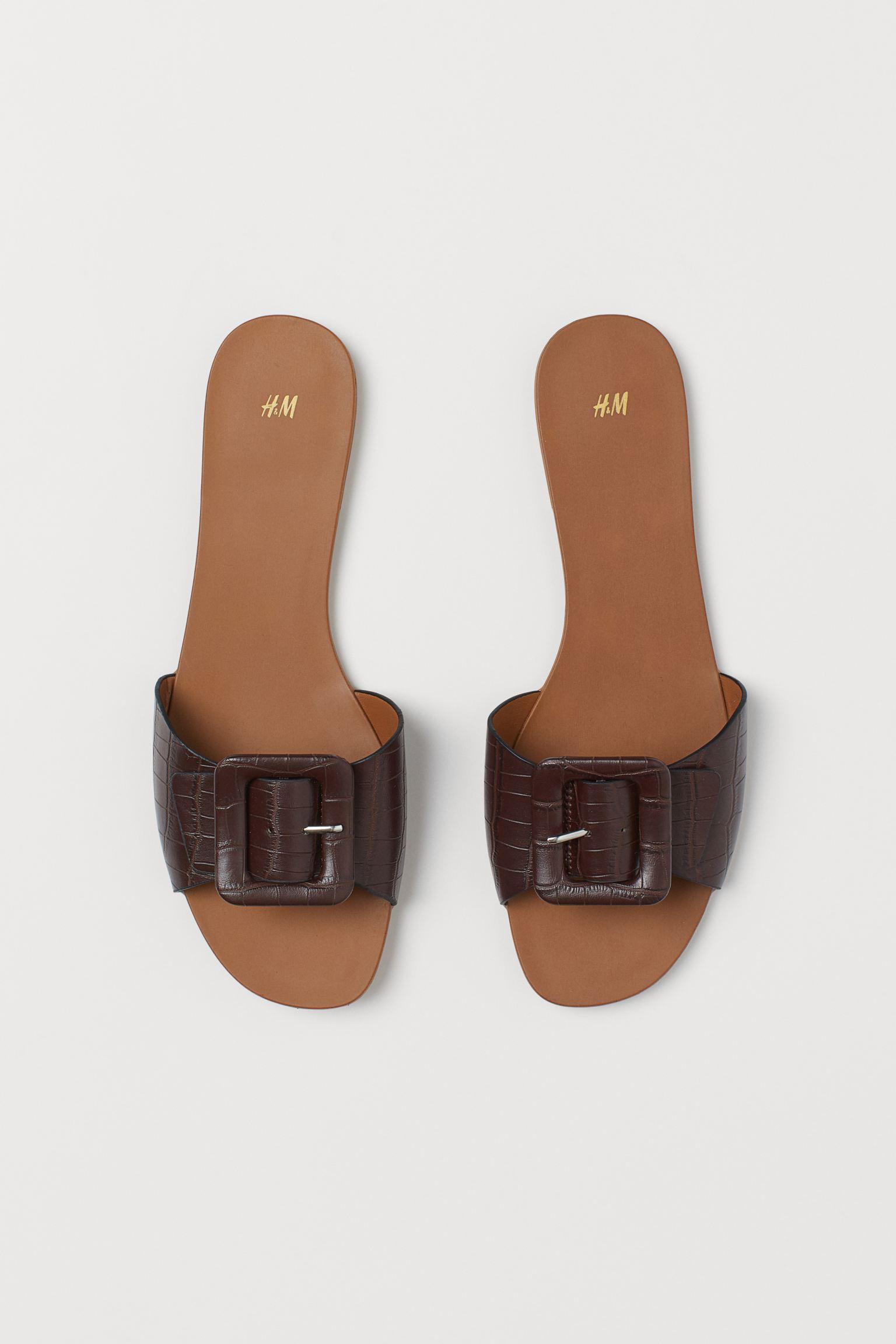 Отзыв на Pantoletten из Интернет-Магазина H&M
