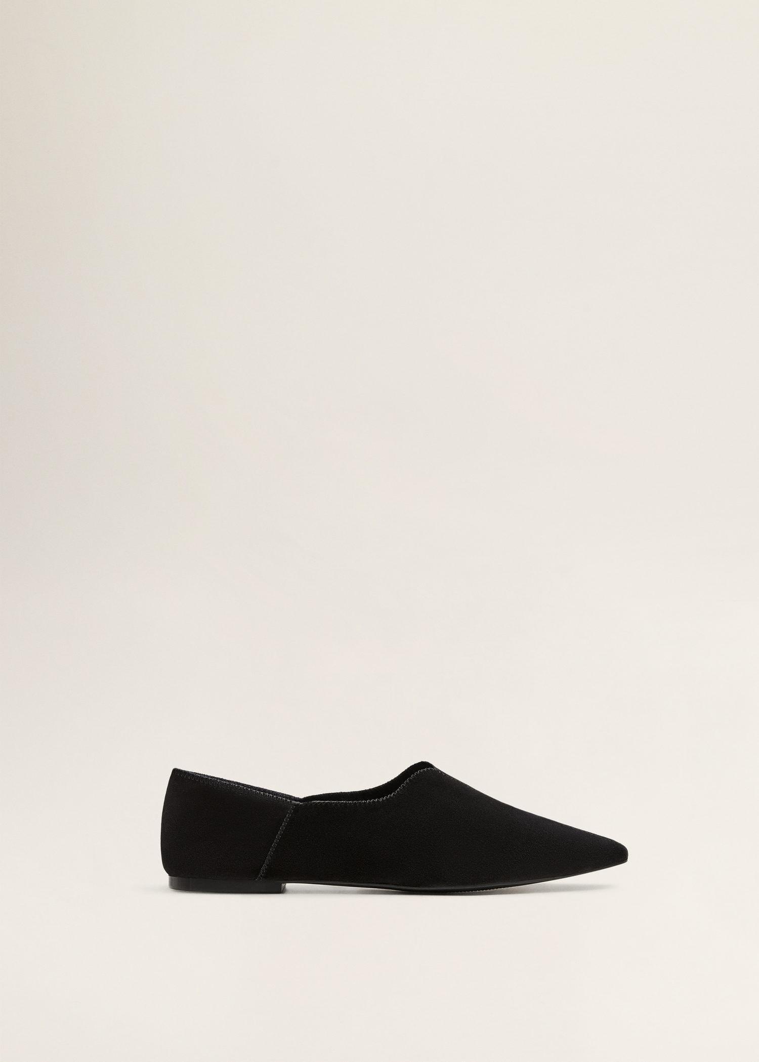 Отзыв на Кружевом Кожаная обувь из Интернет-Магазина MANGO Outlet