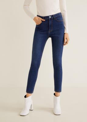 Отзыв на Узкие джинсы Общие из Интернет-Магазина MANGO Outlet