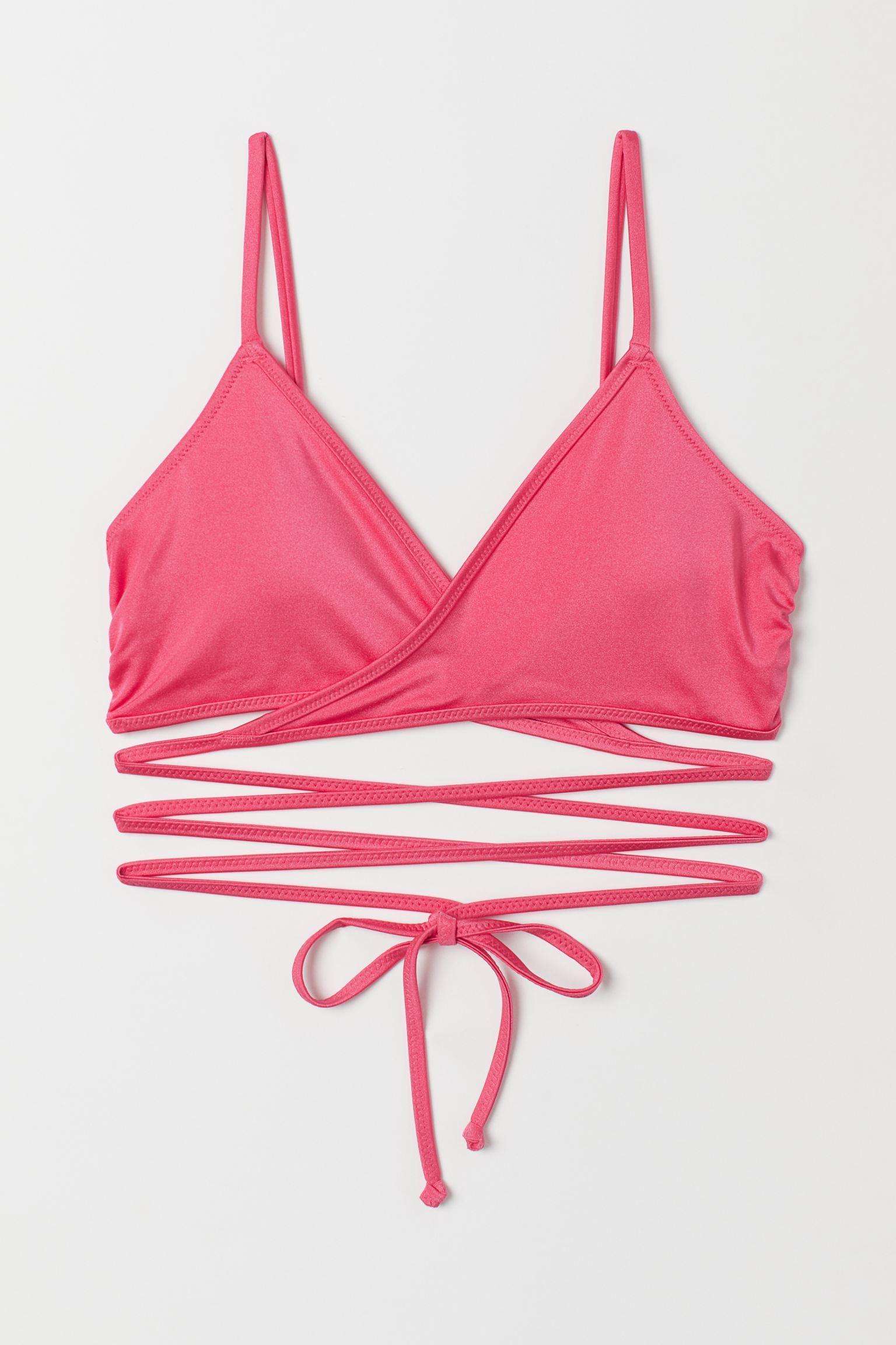 Отзыв на Верх бикини в Пеленальный разрез из Интернет-Магазина H&M
