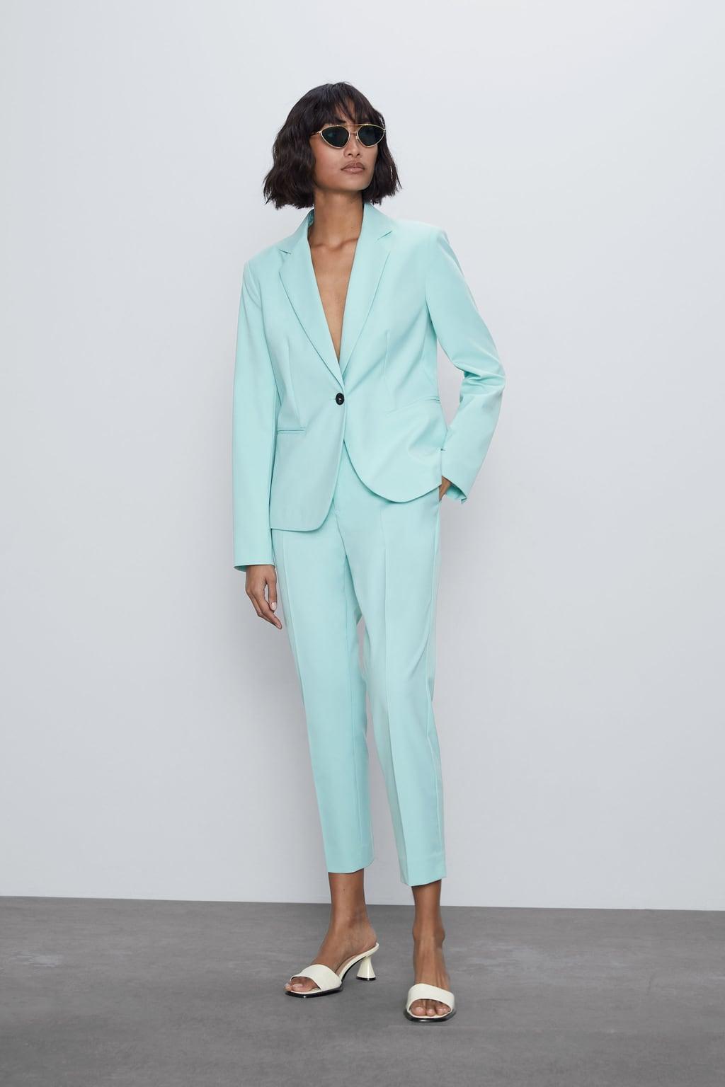 Отзыв на Лодыжки длинные штаны из Интернет-Магазина Zara