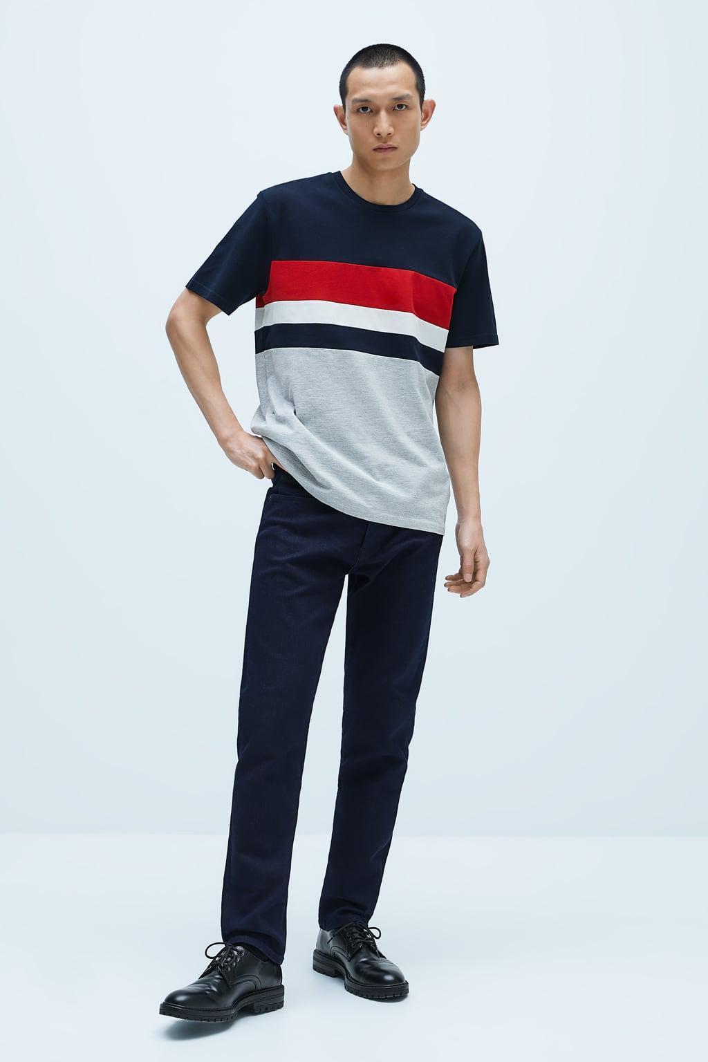 Отзыв на Рубашка с COLOURBLOCK из Интернет-Магазина Zara