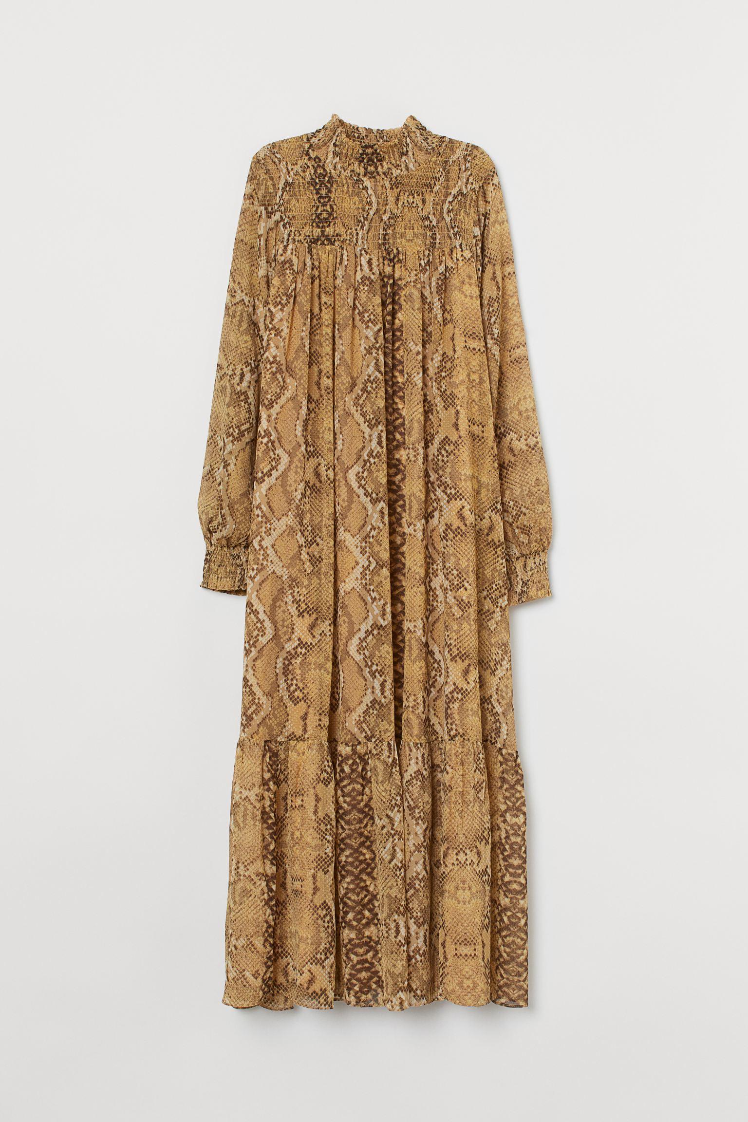 Отзыв на Платье с Воротник стойка из Интернет-Магазина H&M
