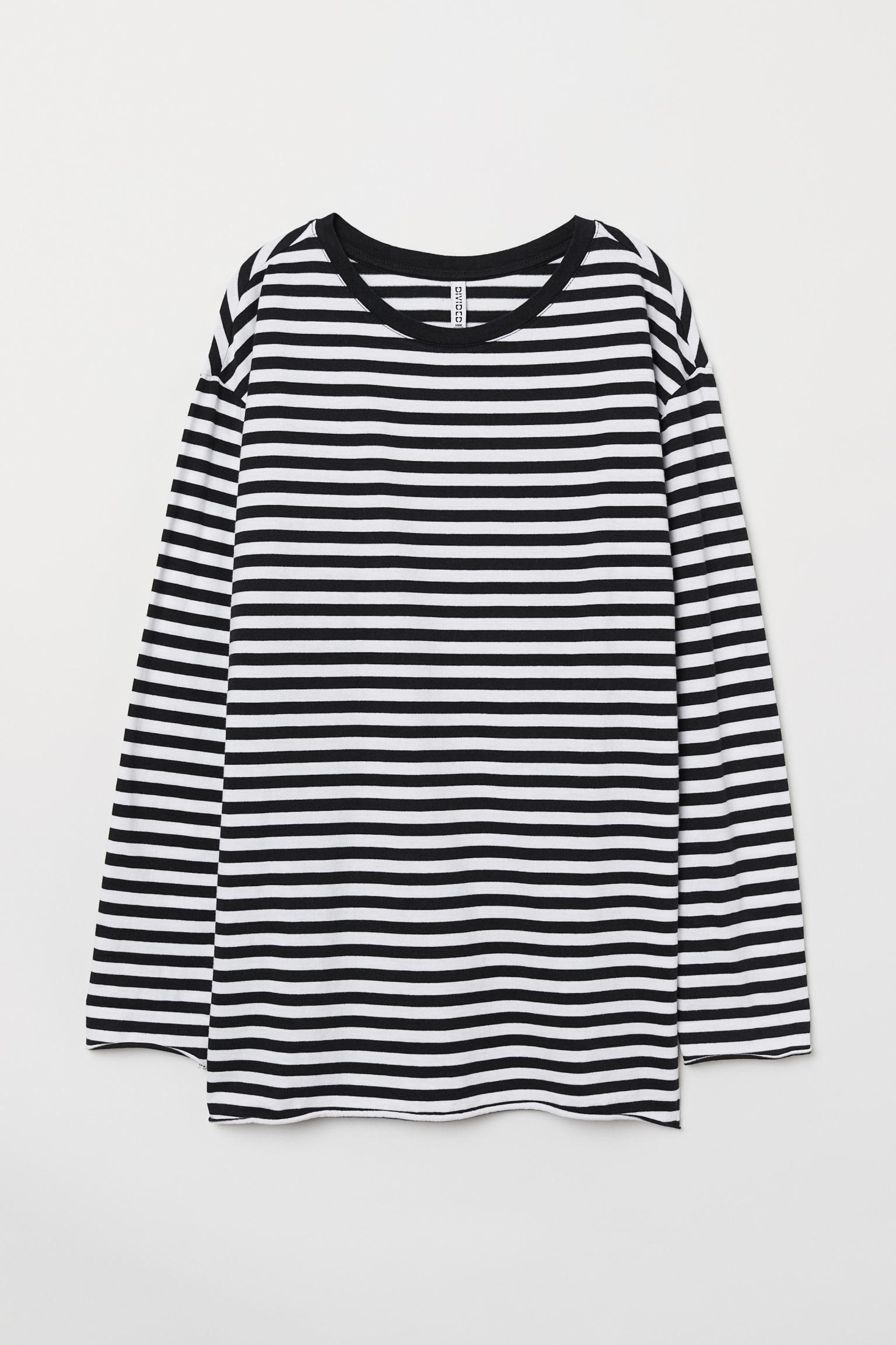 Отзыв на Oversize-Jerseyshirt из Интернет-Магазина H&M